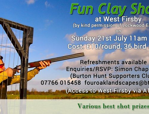 Fun Clay Shoot