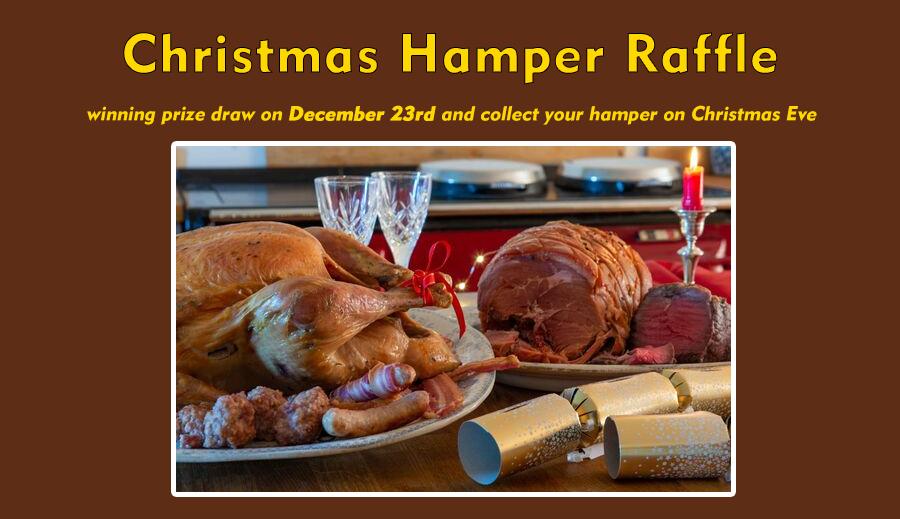 Christmas Hamper Raffle